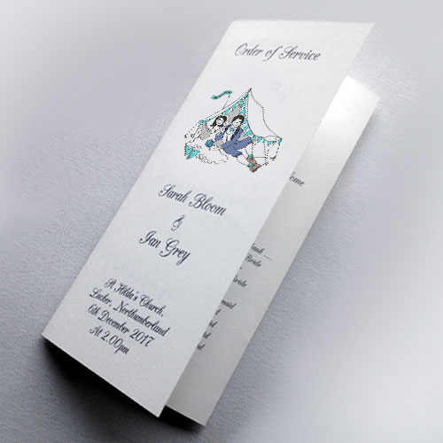 Wedding Order Of Service.Festival Wedding Order Of Service